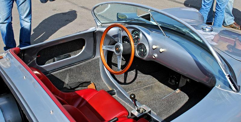 Porsche Classic Festival 2010: Fotogalerie ze 17. ročníku: - fotka 22