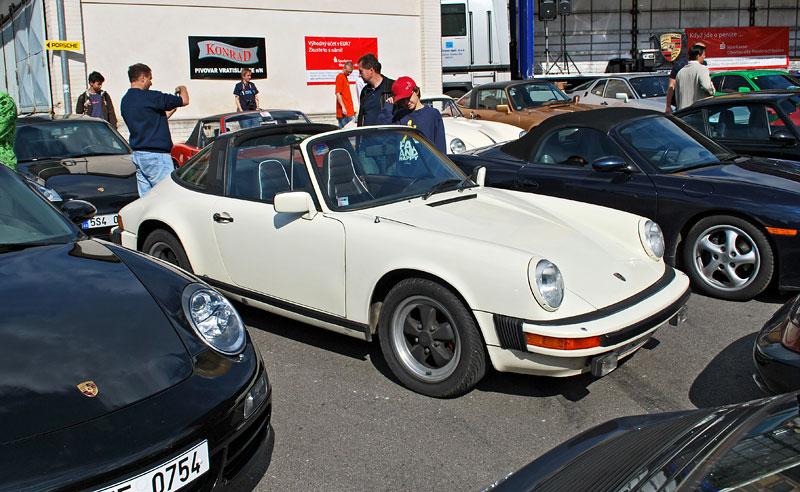 Porsche Classic Festival 2010: Fotogalerie ze 17. ročníku: - fotka 24