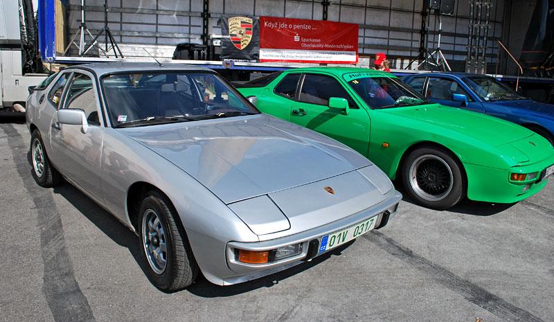 Porsche Classic Festival 2010: Fotogalerie ze 17. ročníku: - fotka 30