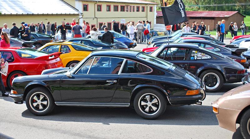 Porsche Classic Festival 2010: Fotogalerie ze 17. ročníku: - fotka 32