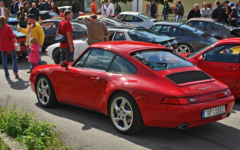 Porsche Classic Festival 2010: Fotogalerie ze 17. ročníku: - fotka 33