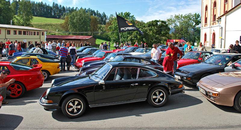 Porsche Classic Festival 2010: Fotogalerie ze 17. ročníku: - fotka 34