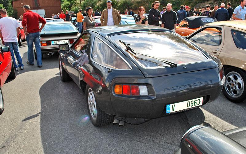 Porsche Classic Festival 2010: Fotogalerie ze 17. ročníku: - fotka 38
