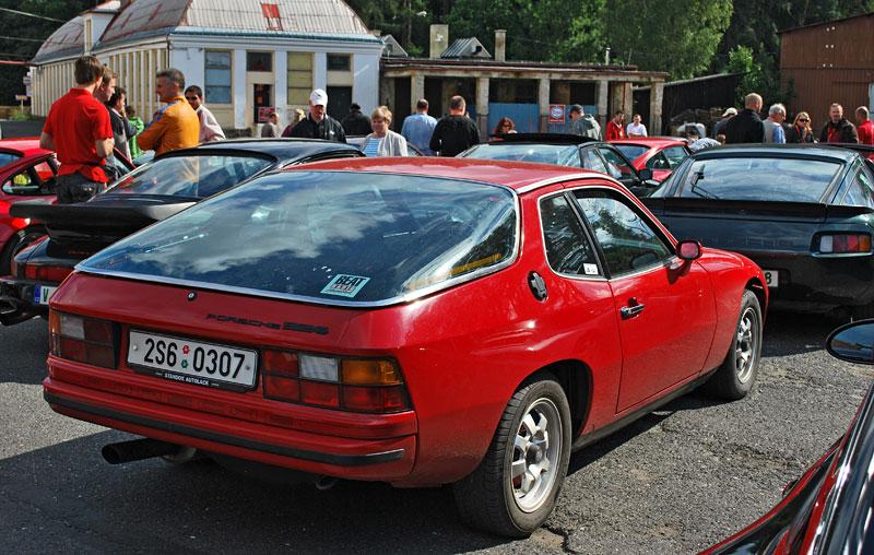 Porsche Classic Festival 2010: Fotogalerie ze 17. ročníku: - fotka 39