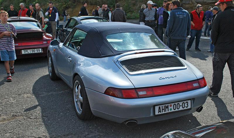 Porsche Classic Festival 2010: Fotogalerie ze 17. ročníku: - fotka 40