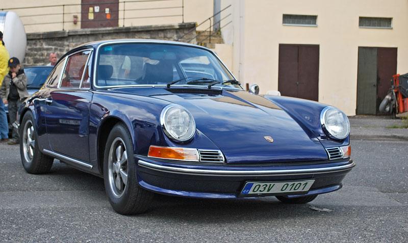 Porsche Classic Festival 2010: Fotogalerie ze 17. ročníku: - fotka 43