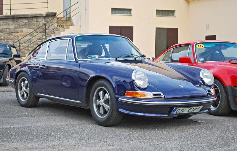 Porsche Classic Festival 2010: Fotogalerie ze 17. ročníku: - fotka 46