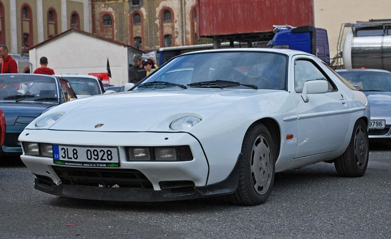 Porsche Classic Festival 2010: Fotogalerie ze 17. ročníku: - fotka 48