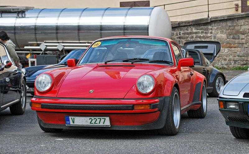 Porsche Classic Festival 2010: Fotogalerie ze 17. ročníku: - fotka 51