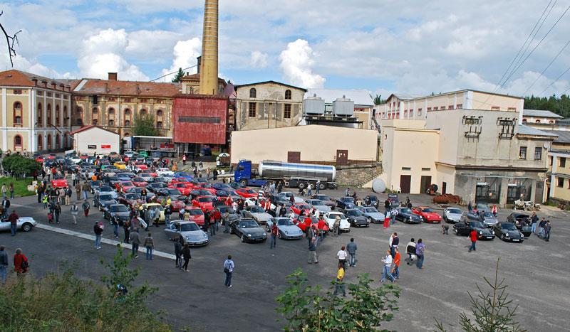 Porsche Classic Festival 2010: Fotogalerie ze 17. ročníku: - fotka 53