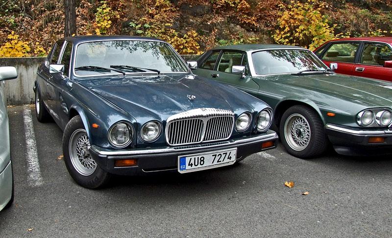 V Karlových Varech se sjelo přes 40 Jaguarů: - fotka 3