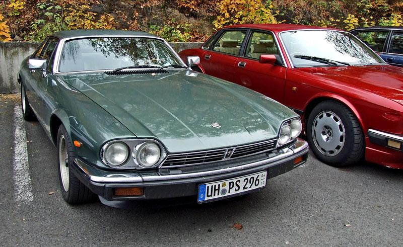 V Karlových Varech se sjelo přes 40 Jaguarů: - fotka 4