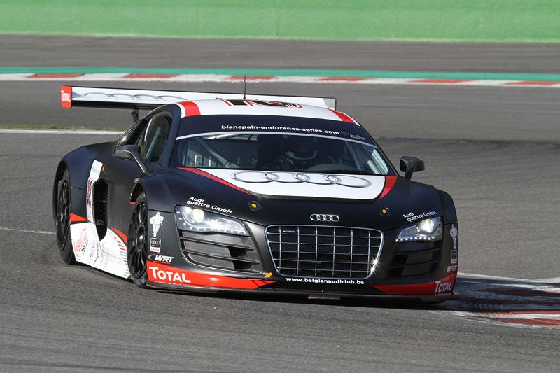 Hvězdy DTM za volantem Audi R8 LMS: - fotka 1