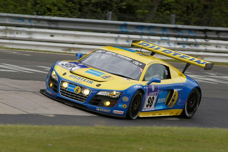 Hvězdy DTM za volantem Audi R8 LMS: - fotka 3