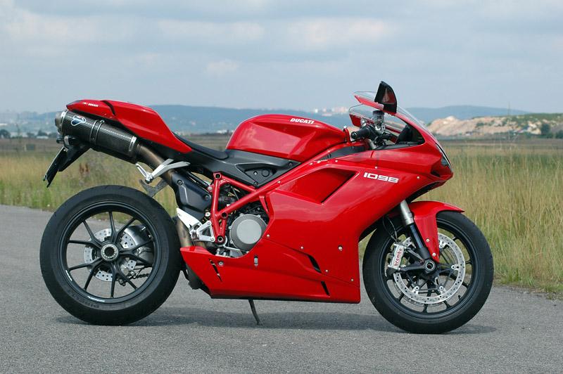 Test - Ducati 1098: kladivo na japonské čarodějnice: - fotka 12