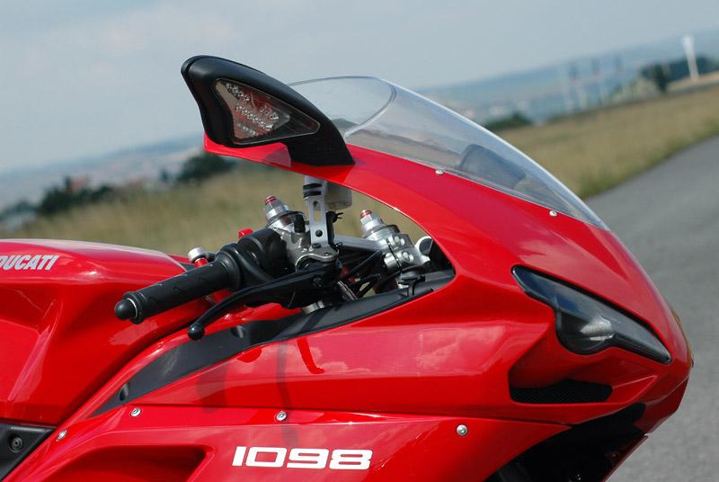 Test - Ducati 1098: kladivo na japonské čarodějnice: - fotka 18