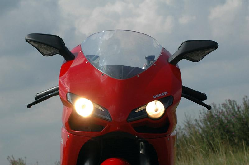 Test - Ducati 1098: kladivo na japonské čarodějnice: - fotka 20