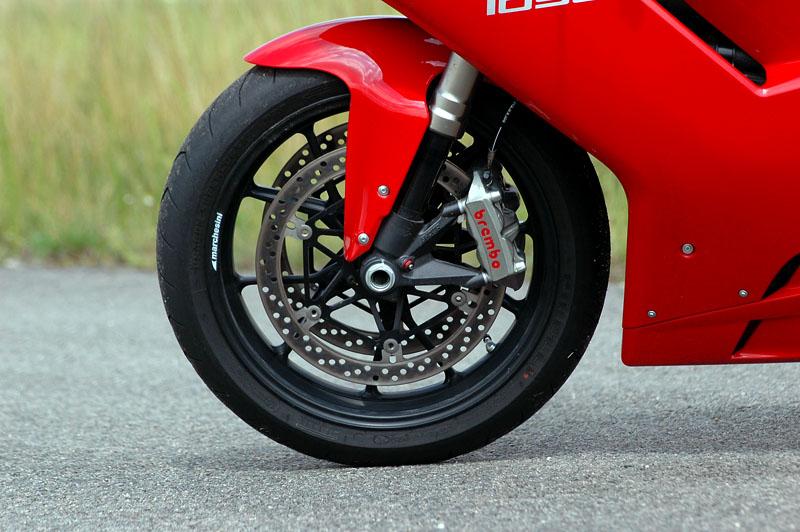 Test - Ducati 1098: kladivo na japonské čarodějnice: - fotka 27