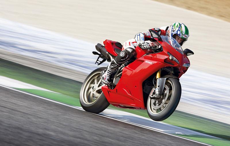 Ducati: slevová akce a doprodej předváděcích motocyklů: - fotka 4