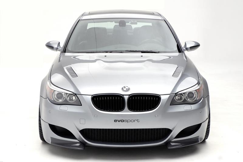BMW M5 Evosport – Mrazivá vášeň: - fotka 1