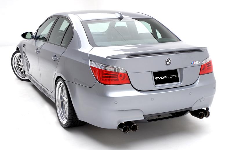 BMW M5 Evosport – Mrazivá vášeň: - fotka 4