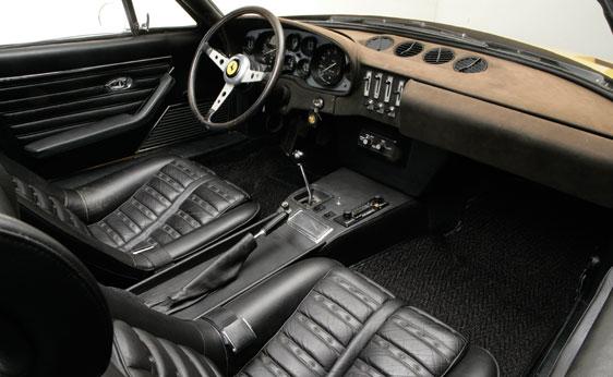 Ferrari 365 GTB/4 Daytona Spyder po Edselu Fordovi v aukci: - fotka 1