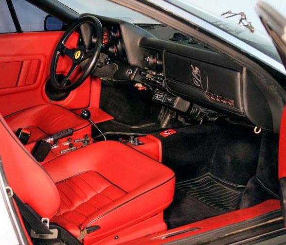 Ferrari 512 BBi slavného A. J. Foyta na prodej: - fotka 1