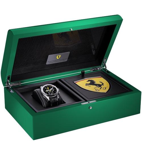 Ferrari Paddock Chronograph: hodinky z Maranella (skoro) za hubičku: - fotka 3