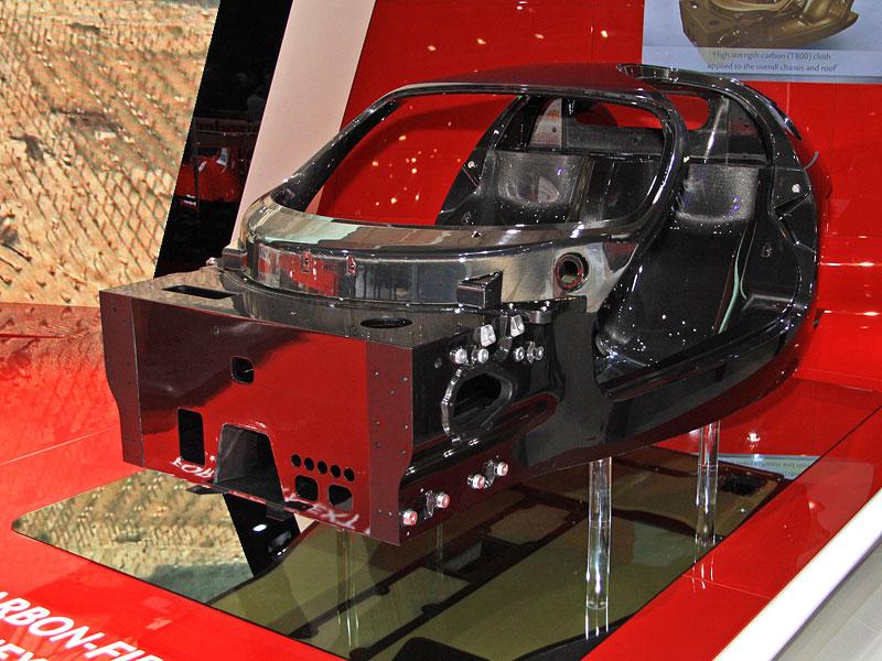 Ferrari F70: podrobnosti k hybridnímu pohonnému systému: - fotka 6