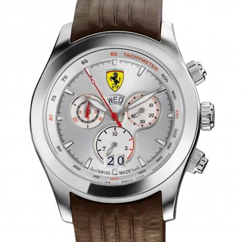 Ferrari Paddock Chronograph: hodinky z Maranella (skoro) za hubičku: - fotka 5