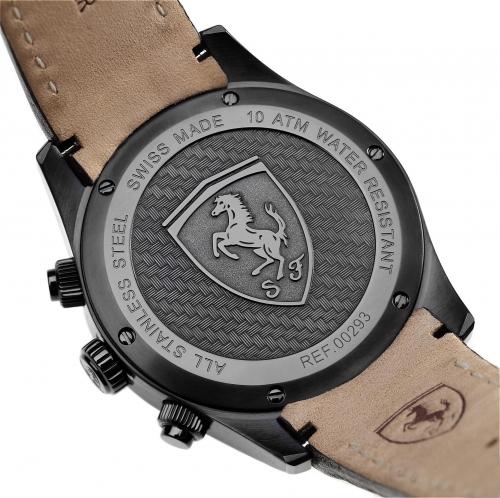 Ferrari Paddock Chronograph: hodinky z Maranella (skoro) za hubičku: - fotka 7