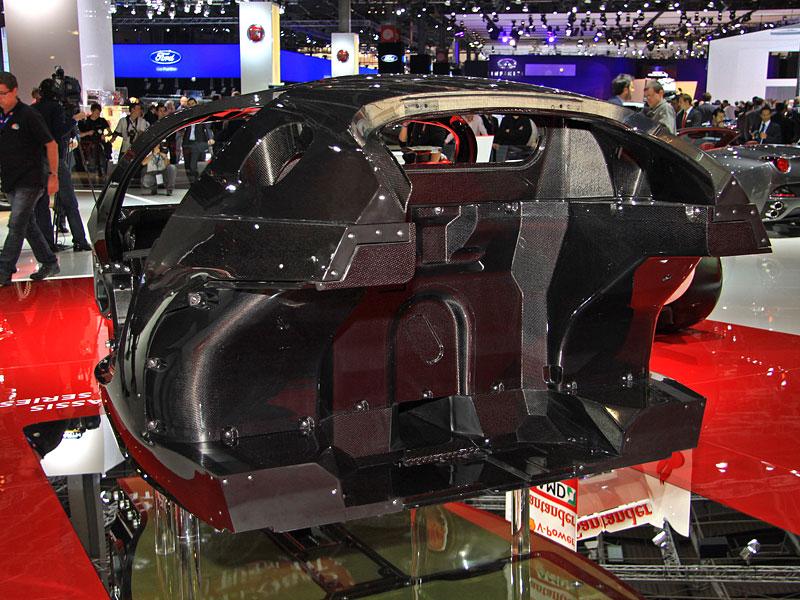 Ferrari F70: podrobnosti k hybridnímu pohonnému systému: - fotka 11