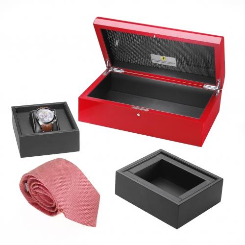 Ferrari Paddock Chronograph: hodinky z Maranella (skoro) za hubičku: - fotka 11