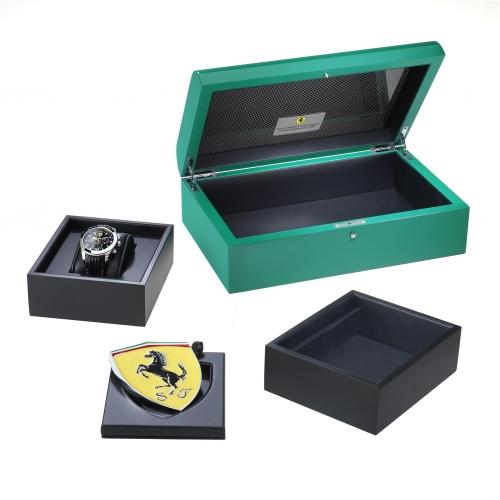 Ferrari Paddock Chronograph: hodinky z Maranella (skoro) za hubičku: - fotka 12