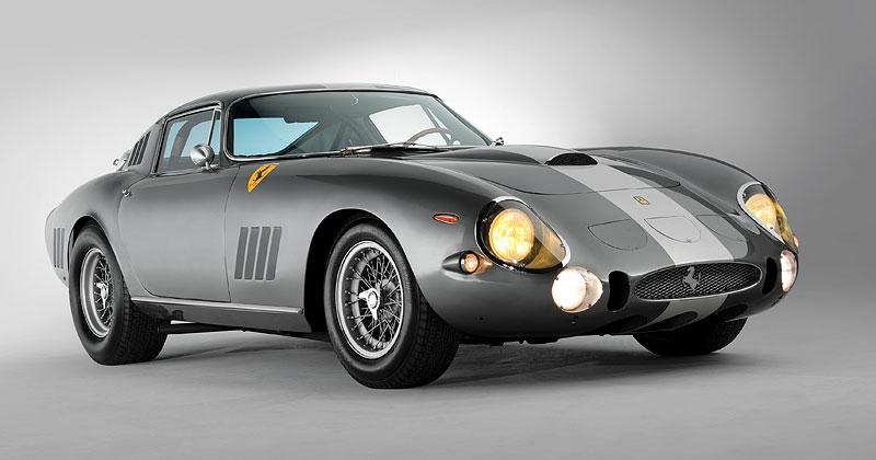 Ferrari 275 GTB/C Speciale by Scaglietti se chystá do aukce: - fotka 6