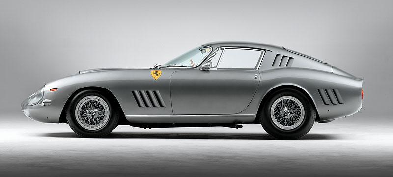 Ferrari 275 GTB/C Speciale by Scaglietti se chystá do aukce: - fotka 7