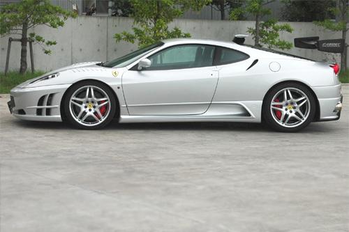 Iding Power Ferrari F460GT: větší objem a více síly: - fotka 5