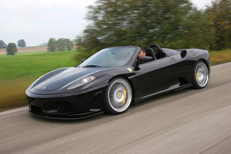 Novitec Ferrari F430 Spider F1 Bi-Compressor: nejen více síly: - fotka 4