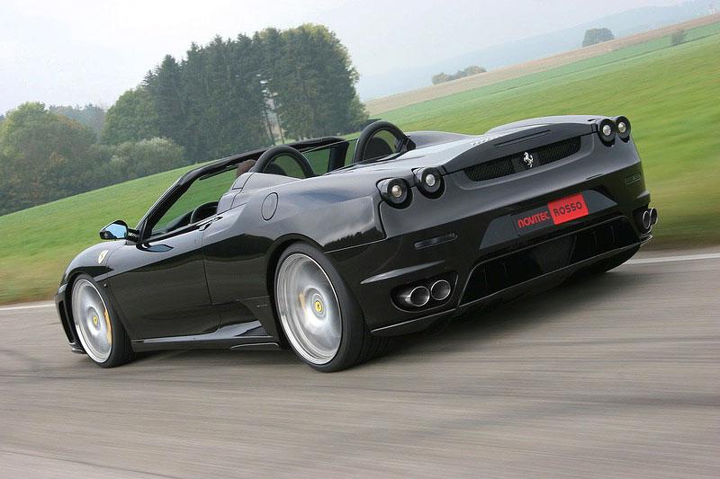 Novitec Ferrari F430 Spider F1 Bi-Compressor: nejen více síly: - fotka 6