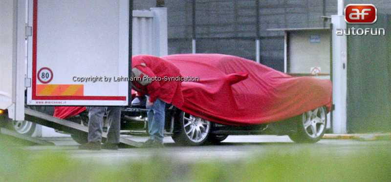 Spy Photos: Ferrari F450: - fotka 4