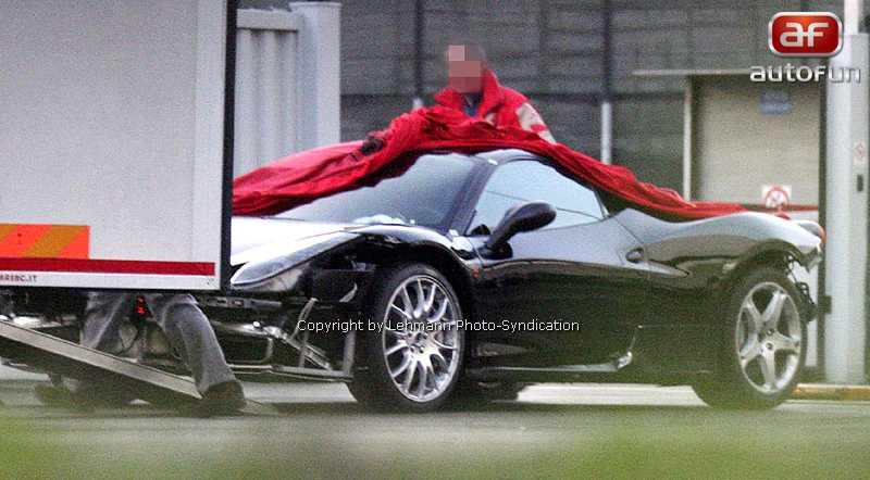 Spy Photos: Ferrari F450: - fotka 6