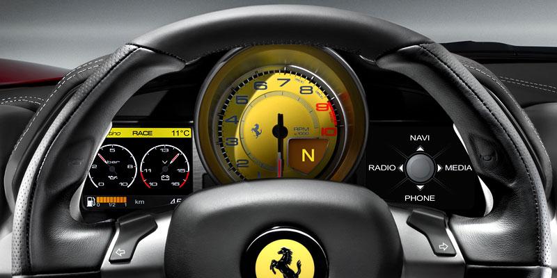 Frankfurt 2009 živě: Ferrari 458 Italia – první dojmy: - fotka 26