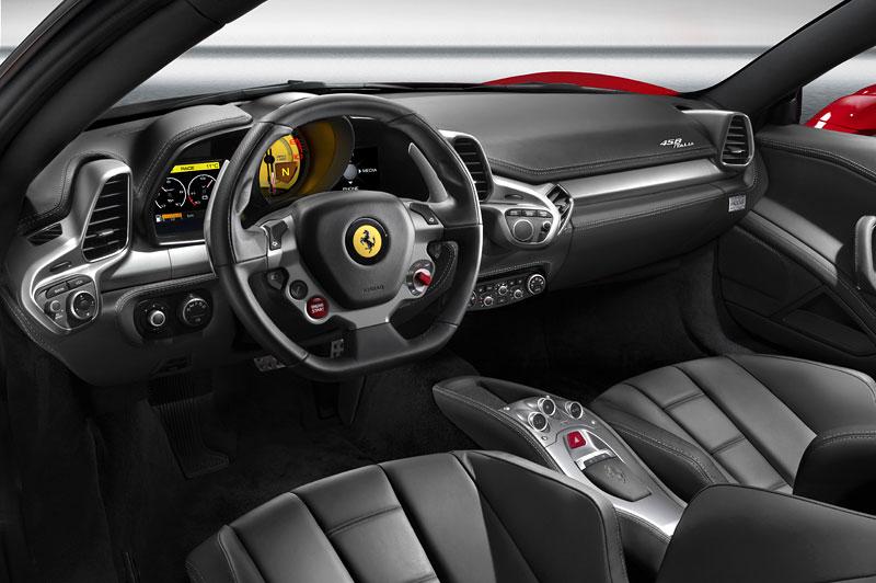 Frankfurt 2009 živě: Ferrari 458 Italia – první dojmy: - fotka 28