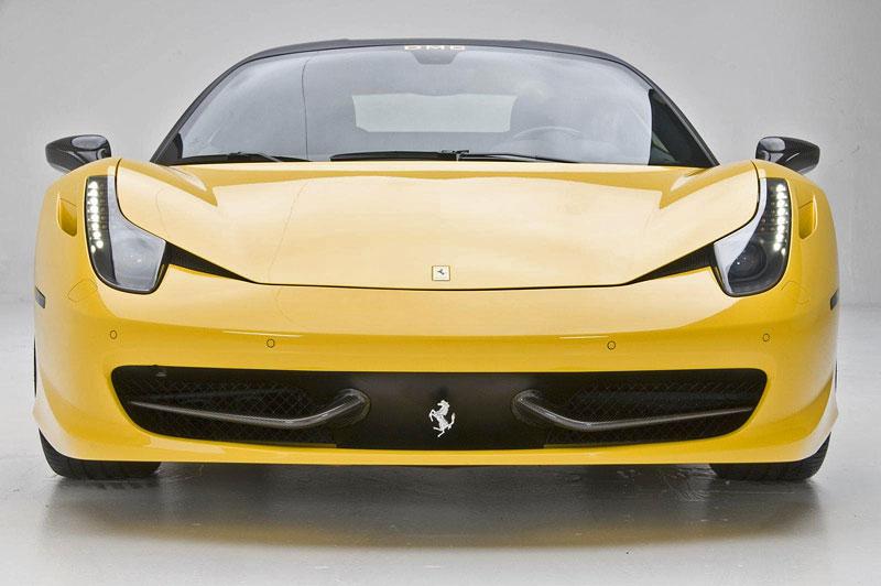 SEMA 2011: Ferrari 458 Italia Milano od DMC: - fotka 1