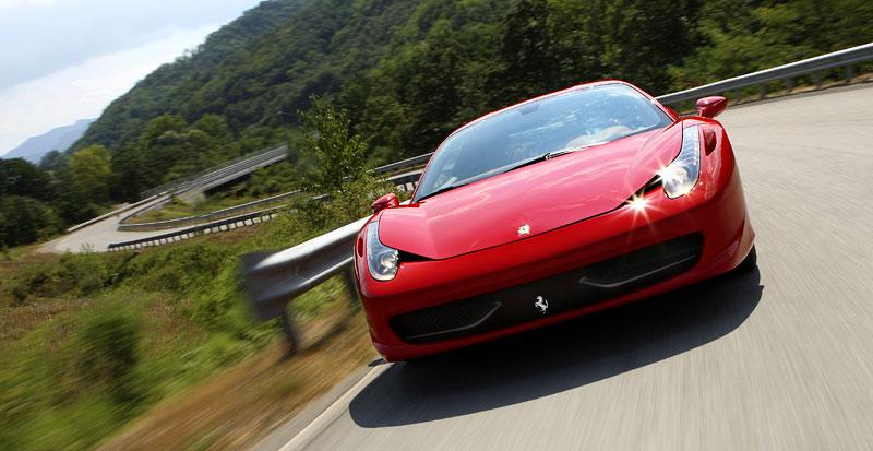 Frankfurt 2009 živě: Ferrari 458 Italia – první dojmy: - fotka 30