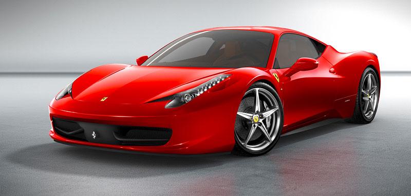Frankfurt 2009 živě: Ferrari 458 Italia – první dojmy: - fotka 31