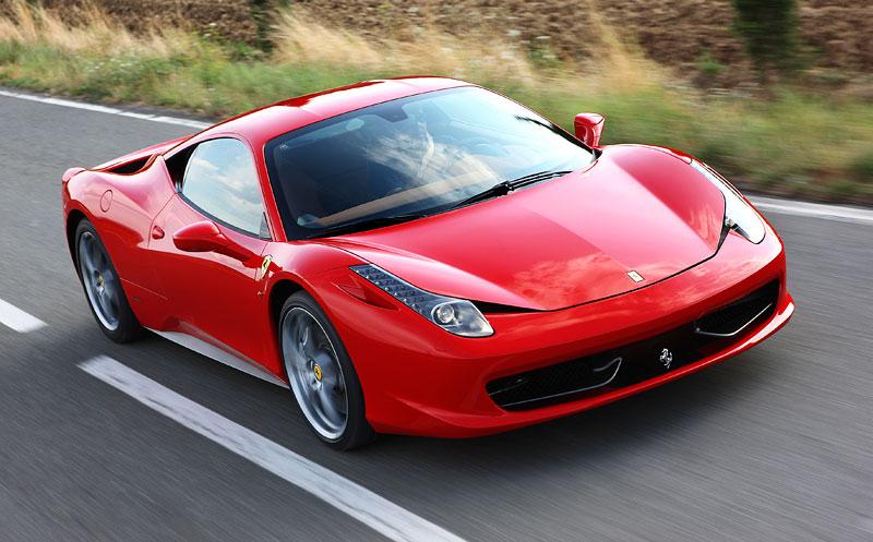 Frankfurt 2009 živě: Ferrari 458 Italia – první dojmy: - fotka 32