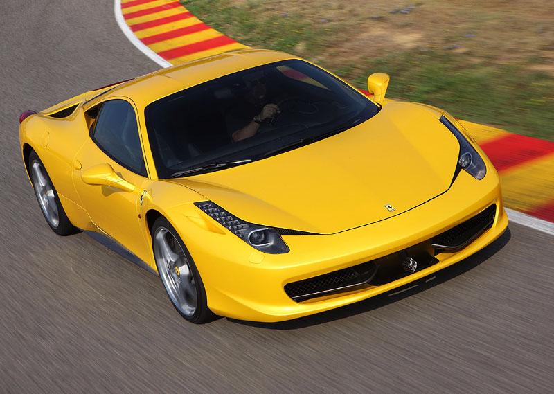 Ferrari vyhlásilo recall na 458 Italia kvůli riziku požáru!: - fotka 9