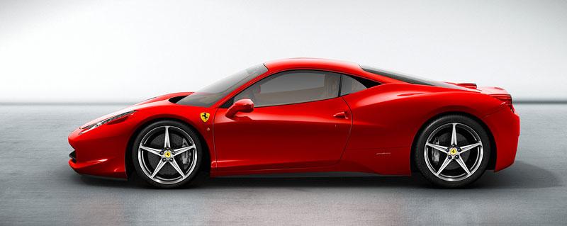 Frankfurt 2009 živě: Ferrari 458 Italia – první dojmy: - fotka 35