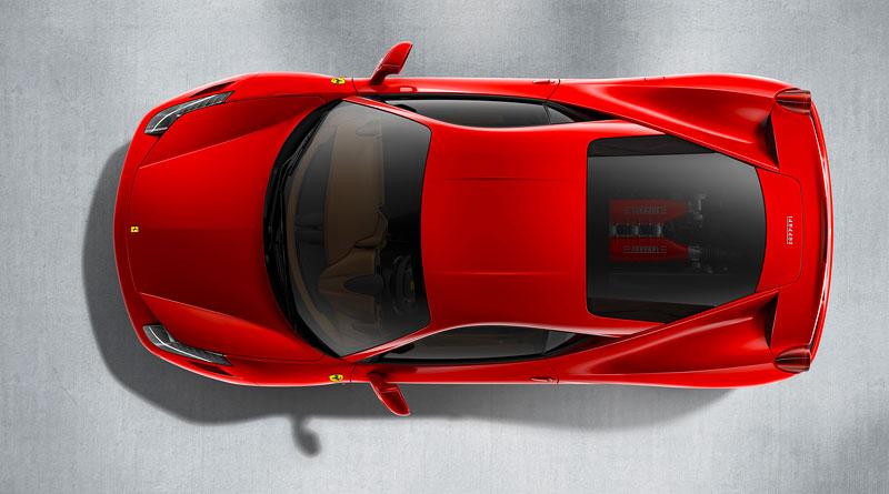 Stáhněte si vyzváněcí tóny vytvořené Ferrari 458 Italia: - fotka 3